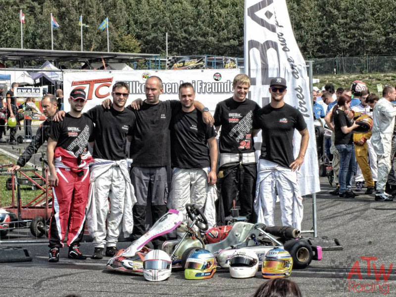 Teampräsentation ATW Racing