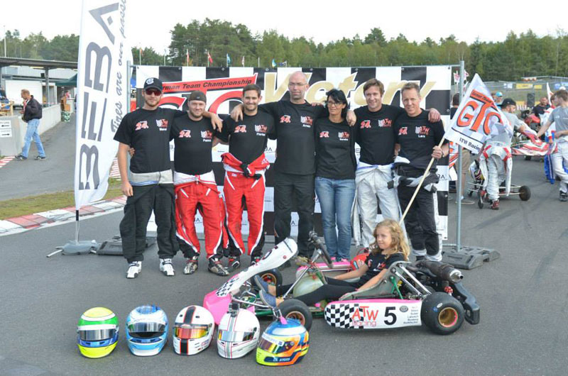 Das ATW Racing Team 2015
